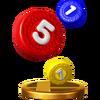 Trofeo de Píldoras SSB4 (Wii U)