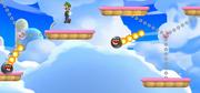 Chomp de Fuego en New Super Mario Bros.