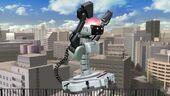 Indefensión R.O.B. SSB4 (Wii U)