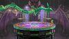 Yoshi, Aldeano y Pit en la Liga Pokémon de Kalos SSB4 (Wii U)