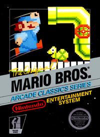 Carátula Mario Bros.