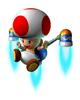 Pegatina Toad (Mario Party 6) SSBB