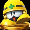 Trofeo de Mettaur SSB4 (Wii U)