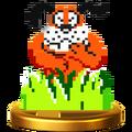 Trofeo de Perro SSB4 (Wii U)