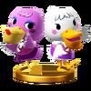 Trofeo de Sol & Estrella SSB4 (Wii U)