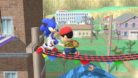 Agarre Ness SSB4 (Wii U)