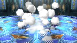 Ataque Explosivo (2) SSB4 (Wii U)