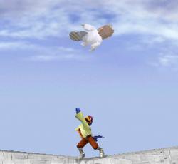 Lanzamiento hacia arriba de Falco (1) SSBM