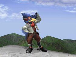 Burla Smash Falco SSBB (3)