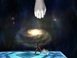 Master Hand Palmada Vertical (1) SSBB