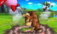 Palmeo (Donkey Kong) SSB4 (3DS)