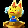 Trofeo de Cati SSB4 (Wii U)