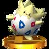 Trofeo de Togepi SSB4 (3DS)