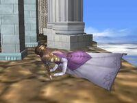 Ataque de recuperación Zelda SSBB (3)