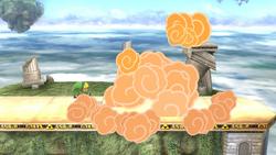 Bomba impaciente (2) SSB4 (Wii U)