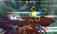 Dr. Mario haciendo su Smash Final SSB4 (3DS)