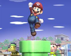 Entrada Mario SSBB