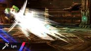 Lyn (2) SSB4 (Wii U)