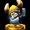 Trofeo de Vilgüino curtido SSB4 (Wii U)