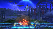 Vuelo lunar (2) SSB4 (Wii U)
