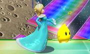 Burla lateral Rosalina y Destello SSB4 (3DS)