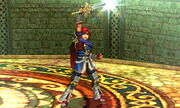 Burla superior Roy SSB4 (3DS)