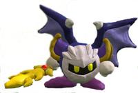 Meta Knight Kirby y el Pincel Arcoiris