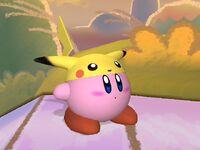 Pikachu-Kirby 1 SSBB