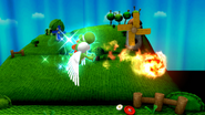 Superdragón (2) SSB4 (Wii U)