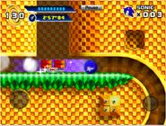 Torbellino en Sonic the Hedgehog 4
