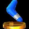 Trofeo de Bumerán SSB4 (3DS)
