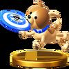 Trofeo de Frisbee®-playa SSB4 (Wii U)