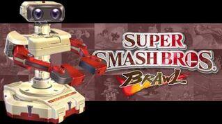 Douchuumen (Nazo no Murasamejo) - Super Smash Bros