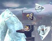 Iceberg congelando SSBB