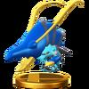 Trofeo de Clawitzer SSB4 (Wii U)