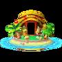 Trofeo de Isla Tórtimer SSB4 (3DS)
