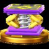 Trofeo de Muelle SSB4 (Wii U)