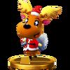Trofeo de Renato SSB4 (Wii U)