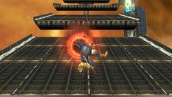 Agarre incandescente (1) SSB4 (Wii U)