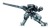 Pegatina Metal Gear REX SSBB