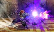 Puñetazo del hechicero SSB4 (3DS)