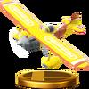 Trofeo de Hidroavión SSB4 (Wii U)