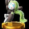 Trofeo de Meloetta SSB4 (Wii U)