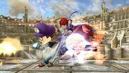 Bloqueo de Roy (1) SSB4 (Wii U)