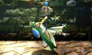 Burla lateral Palutena SSB4 (3DS)
