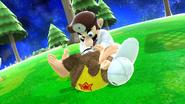 Créditos Modo Leyendas de la lucha Dr. Mario SSB4 (Wii U)