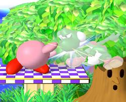 Golpiza Kirby SSBM