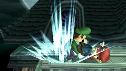 Lanzamiento trasero Luigi SSBB (1)