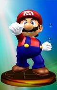 Trofeo de Mario SSBM