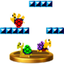 Trofeo de Trotatugas SSB4 (Wii U)
